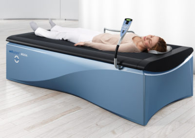 Wellsystem Medical Dry Water Massage Bed